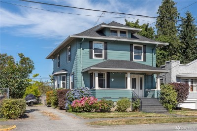 Mount Vernon Single Family Home For Sale: 1415 S 3rd St