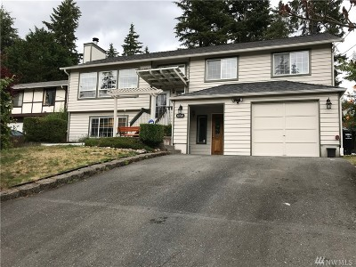 Seattle Single Family Home For Sale: 13728 28th Ave NE
