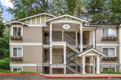 Kirkland Condo/Townhouse For Sale: 11229 NE 128th St #H301