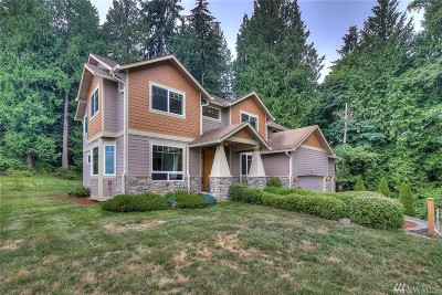 Port Orchard Single Family Home For Sale: 7368 E Wyoming St