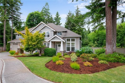 Gig Harbor Single Family Home For Sale: 15406 20th Ave NW