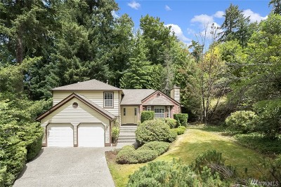 Bellevue Single Family Home For Sale: 13280 SE 55th Place