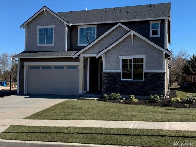 Puyallup Single Family Home For Sale: 2513 12th St Pl SW