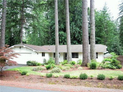 Sammamish Single Family Home For Sale: 25311 SE 31st Place