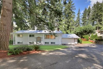 Auburn Single Family Home Contingent: 38229 183rd Ave SE