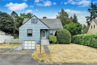 Seattle Single Family Home For Sale: 11628 2nd Ave NW