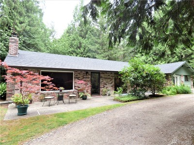 Olympia Single Family Home For Sale: 4025 Libby Rd NE