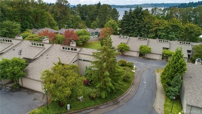 Kirkland Condo/Townhouse For Sale: 10027 NE 115th Lane #E-3