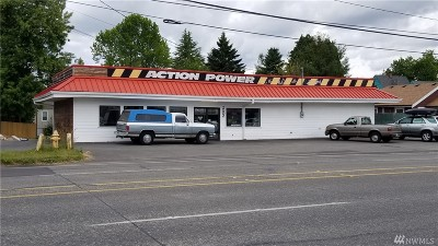 Olympia Commercial For Sale: 2402 4th Ave E