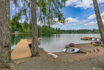 Grapeview Single Family Home For Sale: 310 E Benson Lake Dr