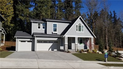 Snohomish County Single Family Home For Sale: 25 232nd Place SE