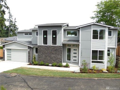Kirkland Single Family Home Contingent: 12524 NE 81st Lane