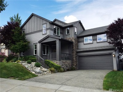 Snoqualmie Single Family Home Contingent: 7520 Pinnacle Place SE