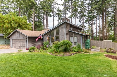 Oak Harbor WA Single Family Home Pending: $315,000