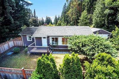 Edmonds Single Family Home For Sale: 23604 100th Ave W