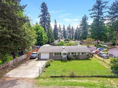Bonney Lake Single Family Home For Sale: 18303 84th St E