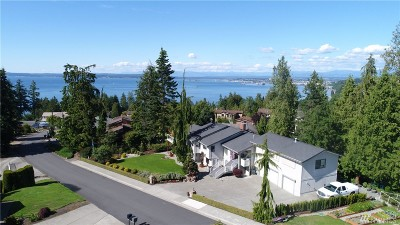 Everett Single Family Home For Sale: 4819 Harbor Lane