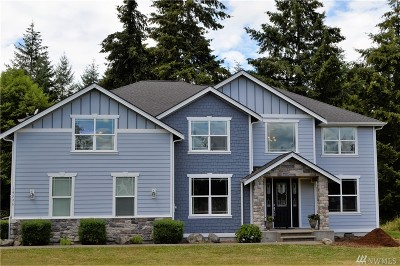 Yelm Single Family Home For Sale: 14526 Lindsay Lp SE