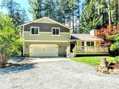 Thurston County Single Family Home For Sale: 18229 Rockwood Ct SE
