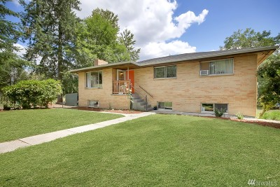 Kent Single Family Home For Sale: 17845 SE 224th St