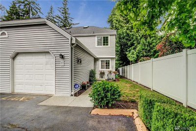 Condo/Townhouse Sold: 11626 Admiralty Wy #D