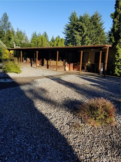 Orting Single Family Home For Sale: 19910 221st Ave E