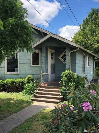 Auburn Single Family Home For Sale: 2905 B St SE