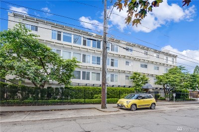 Seattle Multi Family Home For Sale: 219 Harvard Ave E