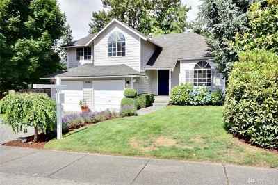 Bothell Single Family Home For Sale: 19706 6th Dr SE
