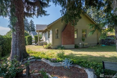Wenatchee Single Family Home For Sale: 221 Chatham Hill Rd