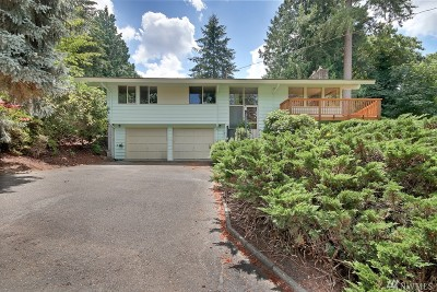 Lakewood Single Family Home For Sale: 7002 81st St SW