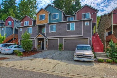 Auburn Condo/Townhouse For Sale: 6120 Alexander Place SE