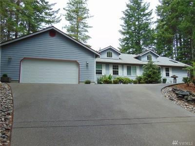 Mason County Single Family Home For Sale: 181 E Susan Lane