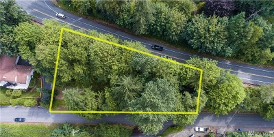 Sammamish Residential Lots & Land For Sale: 23 E Lake Sammamish Place SE