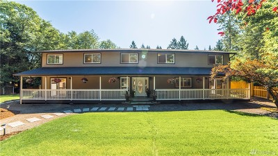 Gig Harbor Single Family Home For Sale: 10714 134th St NW