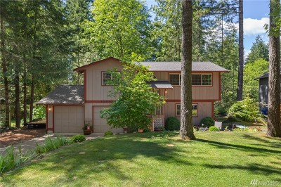 Gig Harbor Single Family Home For Sale: 10510 Minterwood Dr NW