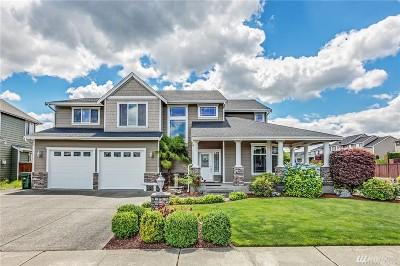 Puyallup Single Family Home For Sale: 13510 E 168th St Ct E