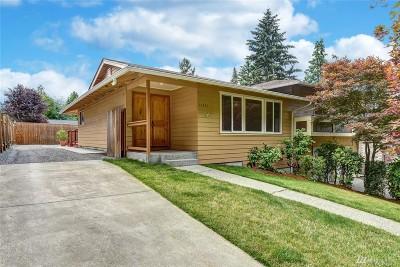 Kirkland Single Family Home For Sale: 11531 NE 140th St