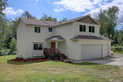 Sedro Woolley Single Family Home Sold: 7888 Renic Place