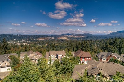 Issaquah Single Family Home For Sale: 474 Timber Creek Dr NW