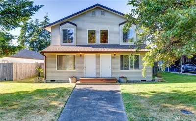 Multi Family Home For Sale: 550 G St