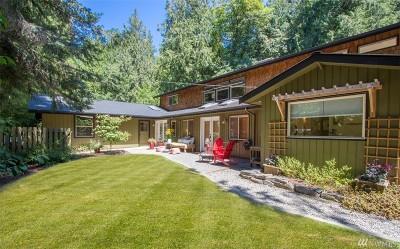 Bainbridge Island Single Family Home For Sale: 9012 Nisqually Wy NE