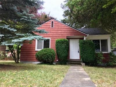Tacoma Single Family Home For Sale: 1645 E. Fairbanks St