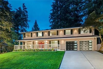 Kirkland Single Family Home For Sale: 14310 117th Place NE