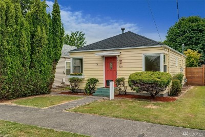 Renton Single Family Home For Sale: 232 Pelly Ave N