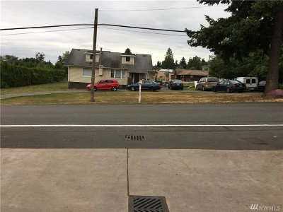 Tukwila Single Family Home For Sale: 4643 S 146th Street