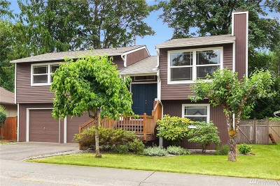 Covington Single Family Home For Sale: 19843 SE 267th Place