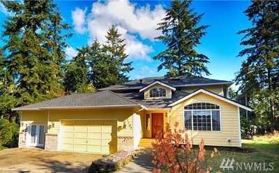 Lake Tapps Single Family Home For Sale: 3709 166th Av Ct E