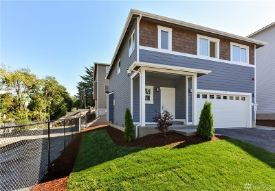 Burien Single Family Home For Sale: 2749 S 120th Place