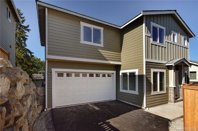 Burien Single Family Home For Sale: 2670 S 120th Place